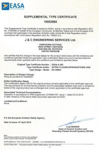 EASA-Pyro-approval
