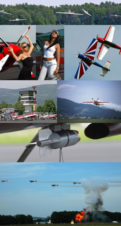 Aero GP slovinia 2005 forerunner to World Air Masters