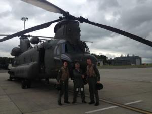 ZA718 Falklands Survivor
