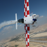 Mark Jefferies Air Display - Bahrain International Air Show 2014
