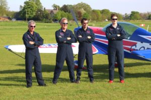 Global Stars pilots