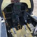 Cockpit F18D Hornet