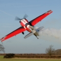 Mark Jefferies Air Displays - Extra 330 SC by Keith Wilson