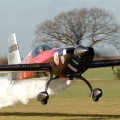 Mark Jefferies Air Displays - Extra 330 SC by Keith Wilson
