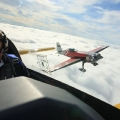 Mark Jefferies and Tom Cassells Global Stars Aerobatics by Mike Jorgensen